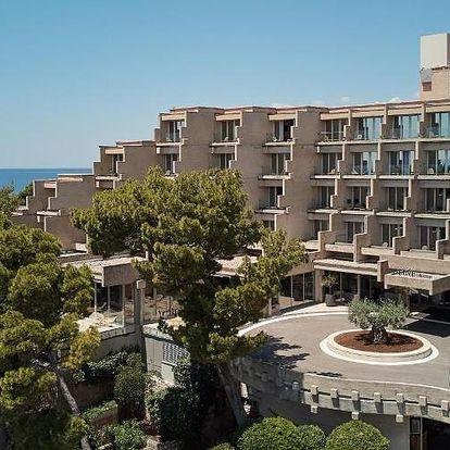 Chorvatsko, Makarská riviéra: Bluesun Hotel Soline