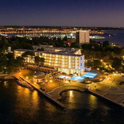 Chorvatsko, Umag: Hotel Sol Sipar for Plava Laguna