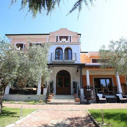 Chorvatsko, Rovinj: Bed and breakfast Villa Dobravac