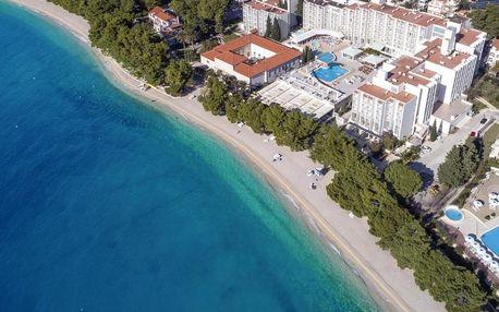 Chorvatsko, Makarská riviéra: Bluesun Hotel Alga