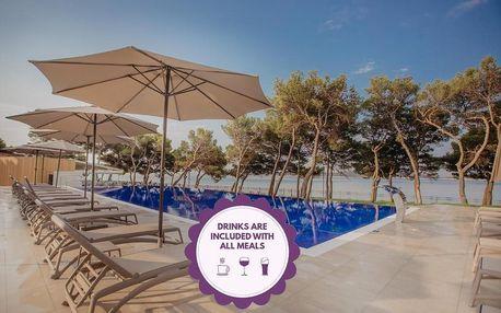 Chorvatsko, Vodice: Hotel Punta