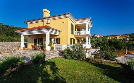 Chorvatsko, Krk: Villa Mirela