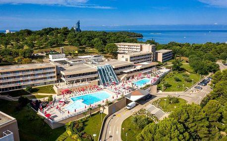 Chorvatsko, Poreč: Hotel Molindrio Plava Laguna