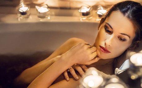 Levandulový relax pro jednoho i dva: koupel a masáž