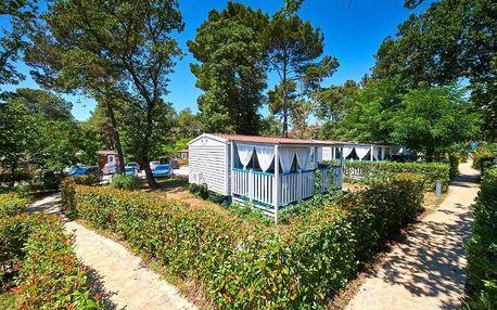 Chorvatsko, Poreč: Camping Adria Mobile Homes Lanterna