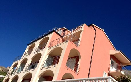 Chorvatsko, Omiš: Apartments Villa Amalia