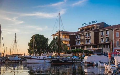 Slovinsko - Izola: Hotel Marina