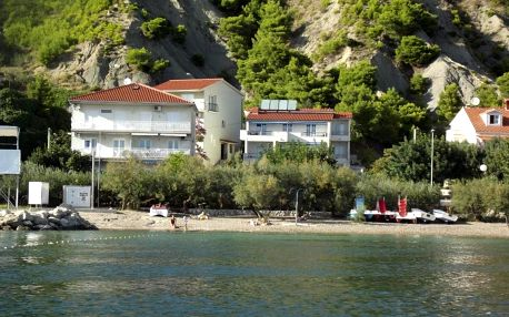 Chorvatsko, Omiš: Villa Tabak