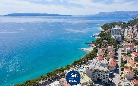 Chorvatsko, Makarská riviéra: Hotel Park Makarska