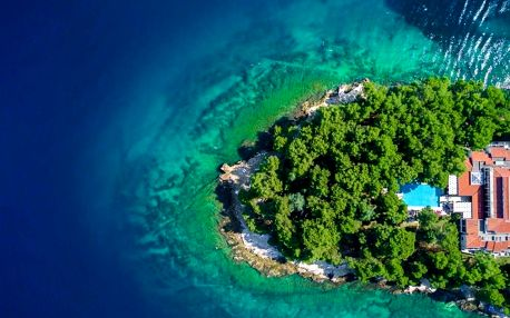 Chorvatsko, Poreč: Villa Galijot Plava Laguna