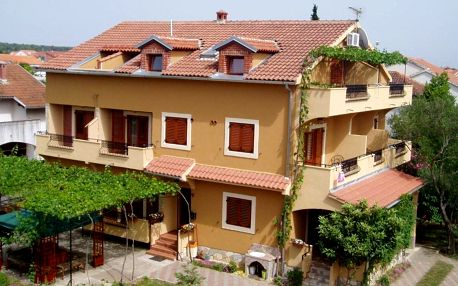 Chorvatsko, Biograd na Moru: Apartments and Rooms Sinka