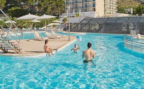 Chorvatsko, Makarská riviéra: Bluesun hotel Neptun - All inclusive