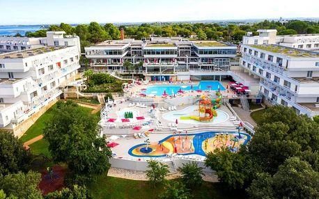Chorvatsko, Poreč: Hotel Delfin Plava Laguna
