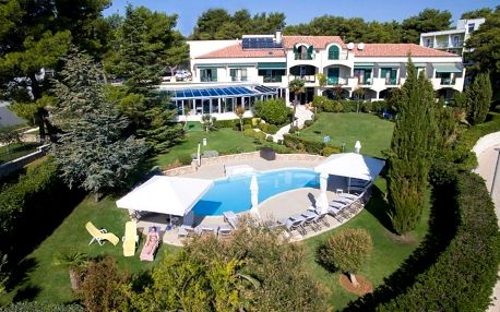 Chorvatsko, Vodice: Hotel Villa Radin