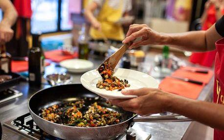 Kurz vaření francouzské kuchyně
