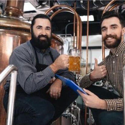 Pivovar Kozel ve Velkých Popovicích s ochutnávkou piva