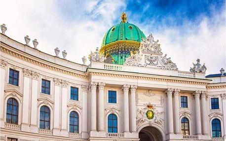 Vídeň, hlavní město Rakouska: výlet z Prahy