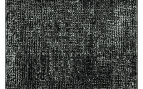 AmeliaHome Koupelnová předložka Bati černá, 70 x 120 cm