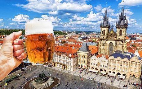 Pražské hospody a česká pivní kultura