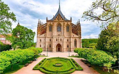 Půldenní výlet z Prahy do Kutné Hory