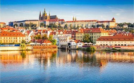 Procházka Prahou, Pražský hrad a Karlův most
