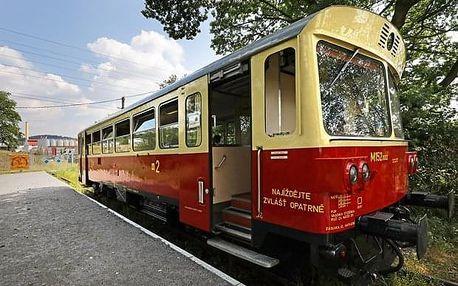 Kozel expres: výlet vlakem do pivovaru Velké Popovice