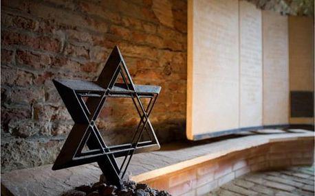 Památník holokaustu v Terezíně - výlet z Prahy