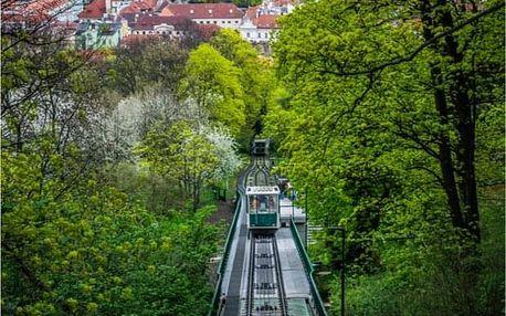 Celodenní prohlídka Prahy pěšky, lodí i lanovkou