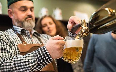 Plzeňský Prazdroj: škola čepování piva