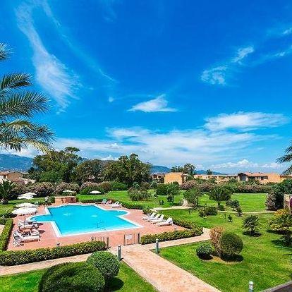 Itálie - Sardinie: Hotel Santa Gilla