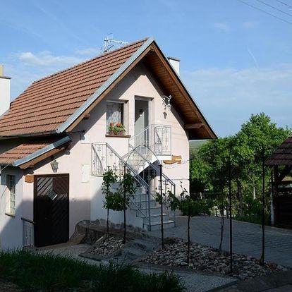Bořetice, Jihomoravský kraj: Ubytování u rybníka Bořetice