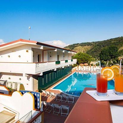 Itálie - Kalábrie: Hotel Santa Lucia