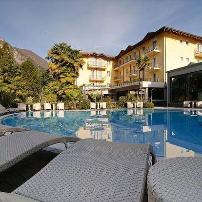 Itálie - Lago di Garda: Villa Nicolli Romantic Resort