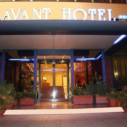 Itálie - Kalábrie: Savant Hotel