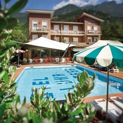 Itálie - Lago di Garda: Ambienthotel Luna Rossa