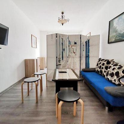 Žatec, Ústecký kraj: byt s balkonem