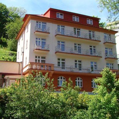 Krušné hory: Pension Dalibor