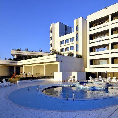 Itálie - Kalábrie: Park Hotel Mirabeau