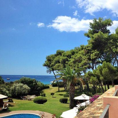 Itálie - Sardinie: Hotel Cala Caterina