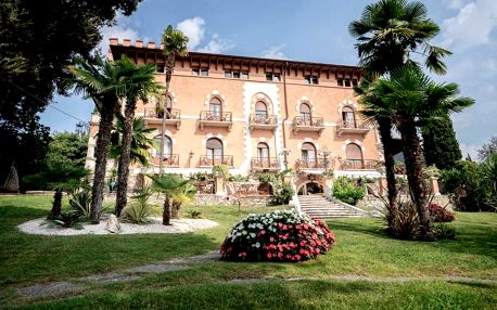 Itálie - Lago di Garda: Hotel Bellevue