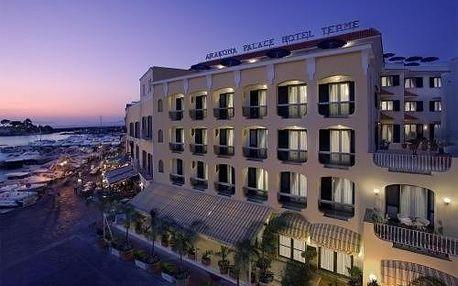 Itálie - Ischia: Aragona Palace Hotel & Spa