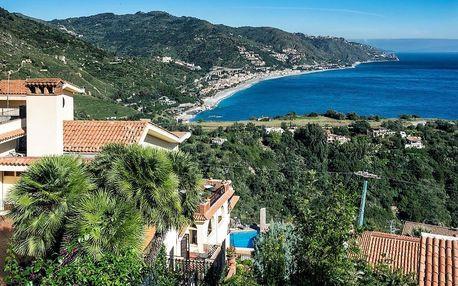 Itálie - Sicílie: Hotel Sirius