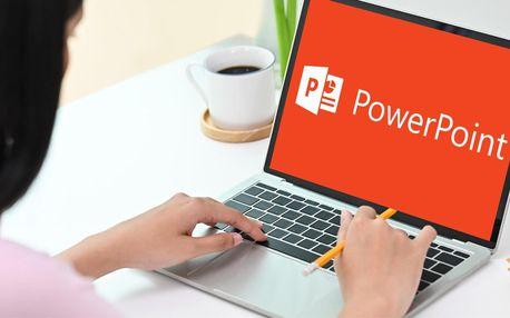 Online kurz MS PowerPoint: 50 videolekcí
