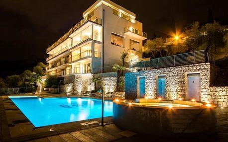 Itálie - Lago di Garda: Panoramic Hotel Benacus