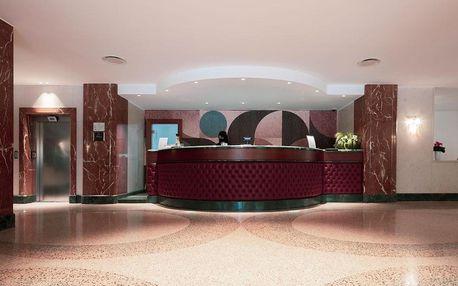 Itálie - Kalábrie: Hotel Europa
