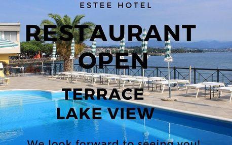 Itálie - Lago di Garda: Hotel Estée