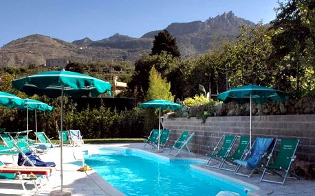 Itálie - Ischia: Residence Villa Tina