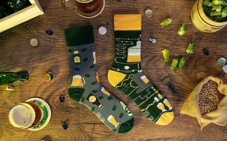 Tematické ponožky Spox Sox s různými motivy
