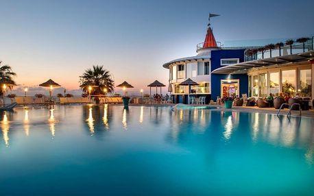 Itálie - Kalábrie: Hotel Villaggio Stromboli