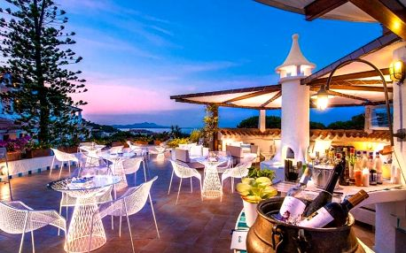 Itálie - Sardinie: Hotel Punta Est